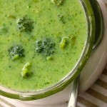Zeytinyağlı Brokoli Çorbası