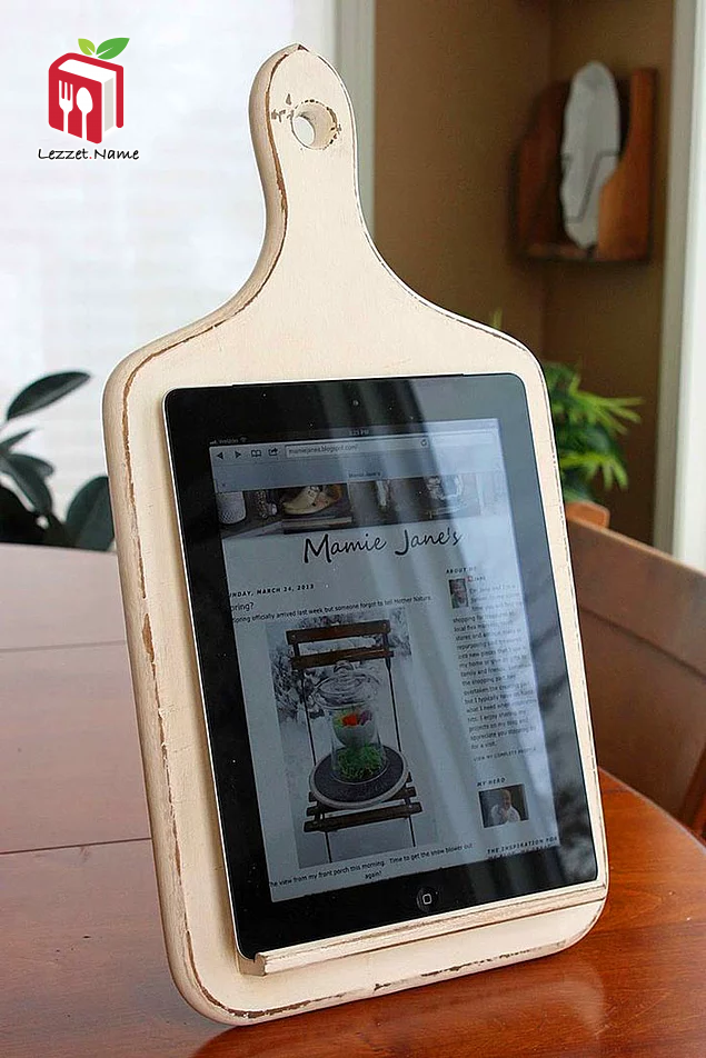 Tablet Kesme tahtası